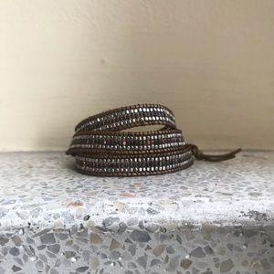 NAKAMOL 3x wrap bracelet